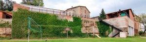 zona esportiva de Cal Masover de Barbats