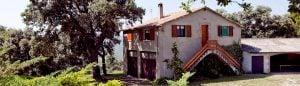 Casa i Porxo de la Serra